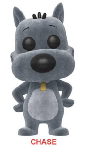 Disney's Doug - Porkchop Flocked Chase