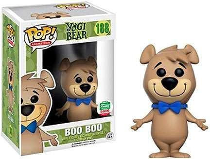 Boo Boo #188 - Yogi Bear Funko Shop Exclusive Limited 5000 pcs