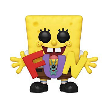F.U.N Spongebob Squarepants #679 - Amazon Exclusive