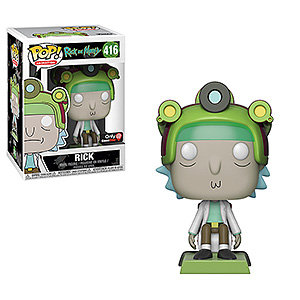 Rick #416 - Rick and Morty Game Stop Exclusive