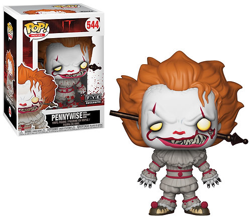 Pennywise with Wrought Iron