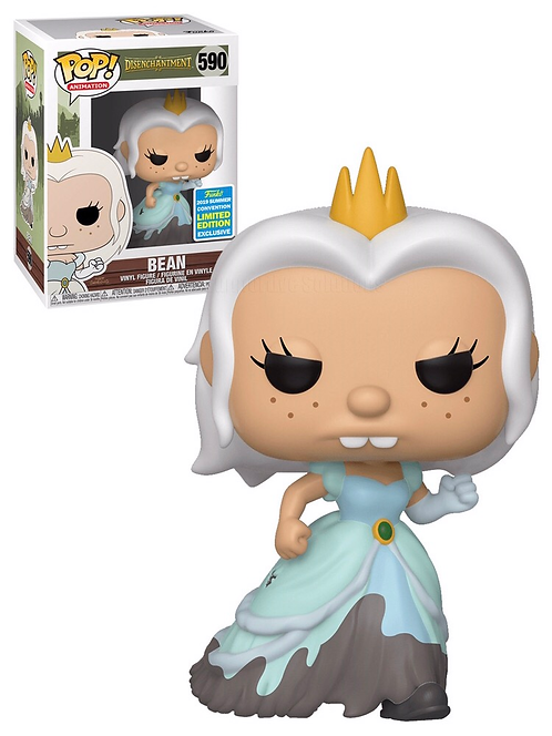 Bean #590 - Disenchantment 2019 Summer Convention Exclusive