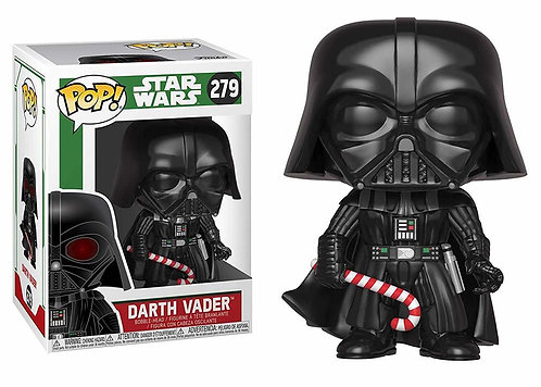 Star Wars #279: Holiday Darth Vader With Candy Cane