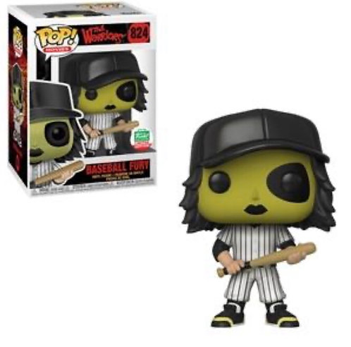 Baseball Fury (Green) #824 - The Warriors Funko Shop Holiday Exclusive