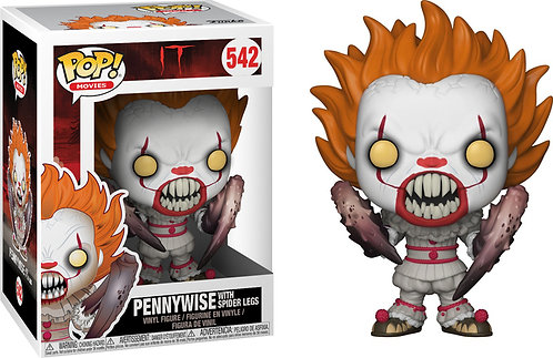 Pennywise with Spider Legs
