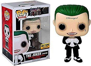The Joker (Tuxedo) #109 Suicide Squad Hot Topic