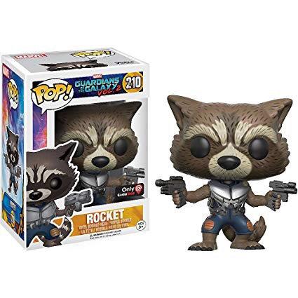 Rocket #210 - Guardians of the Galaxy GameStop Exclusive
