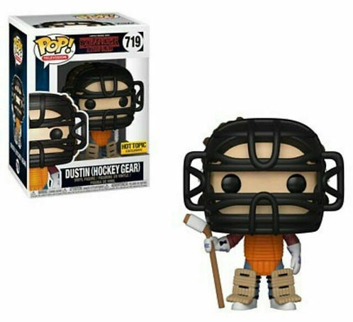 Dustin (hockey gear) #719 - Stranger Things Hot Topic Exclusive