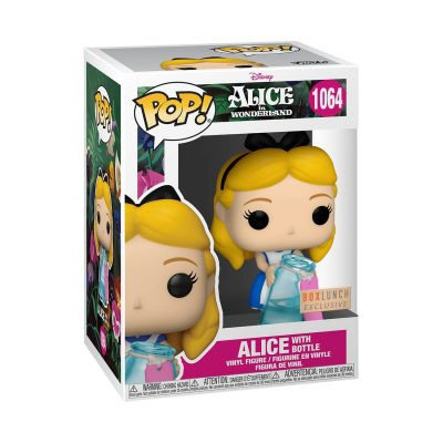 Alice with Bottle #1064 - Disney's Alice in Wonderland Box Lunch Exclusive