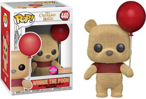 Winnie The Pooh #440 - Box Lunch Exclusive (Flocked)