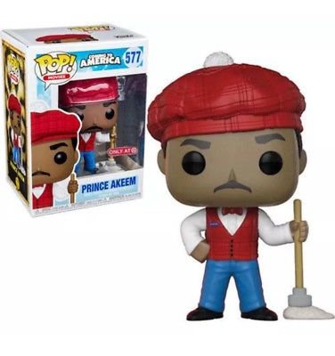 Prince Akeem #577 - Coming to America Target Exclusive