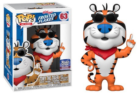 Tony Tiger #63 - Funko Hollywood Store Exclusive