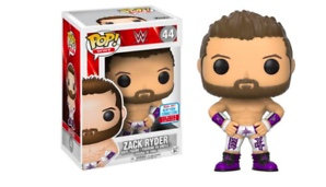 Zack Ryder #44 - WWE 2017 Fall Convention FYE Exclusive