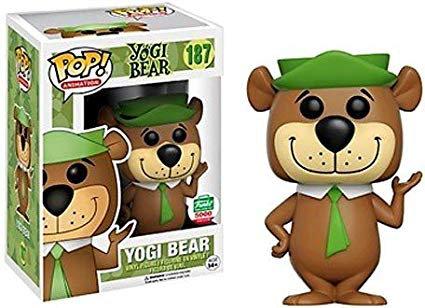 Yogi Bear #187 Funko Shop Exclusive Limited 5000 pcs