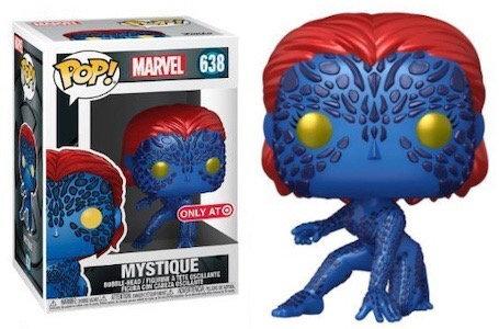 Mystique #638 - Target Exclusive