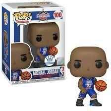 Michael Jordan #100 - NBA Funko Shop Exclusive
