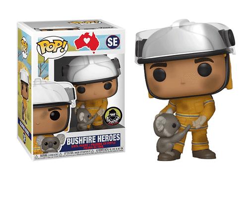 Bushfire Heroes SE - Popculcha Exclusive