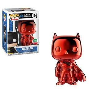 Batman #144 (Red Chrome) - Funko Shop Exclusive