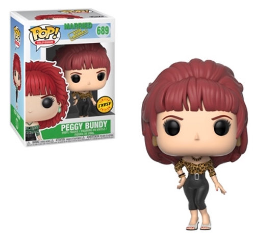 Peggy Bundy #689 CHASE - Married with Children