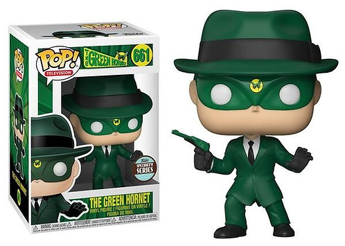 The Green Hornet #661 - Specialty Series (Damaged)