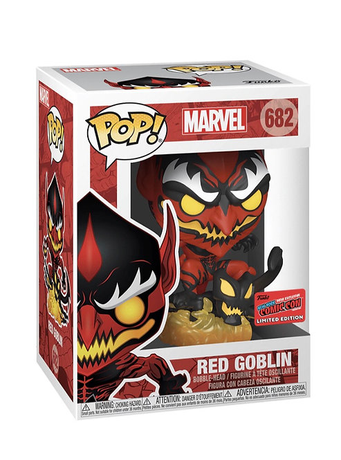 Red Goblin #682 - Marvel 2020 NYCC Exclusive Official Sticker