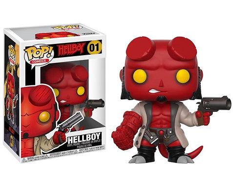 Hellboy #01 Funko Pop!