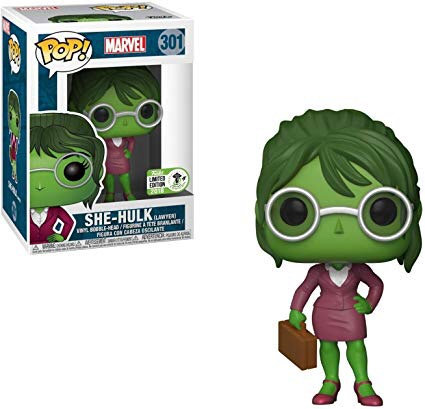 She-Hulk #301 - Marvel 2018 ECCC Convention Exclusive