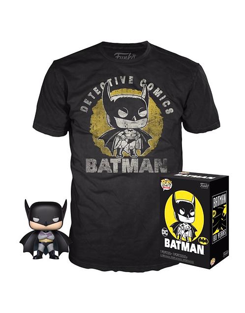 Batman (First Appearance) #240 T-Shirt Bundle (XS)