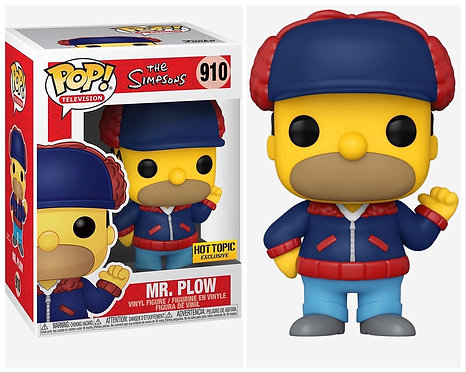 Mr. Plow #910 - The Simpsons Hot Topic Exclusive (Homer)