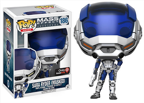 Sara Ryder (Masked) #186 - GameStop Exclusive