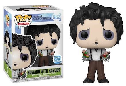 Edward with Kabobs #982 - Edward Scissorhands Funko Shop Exclusive