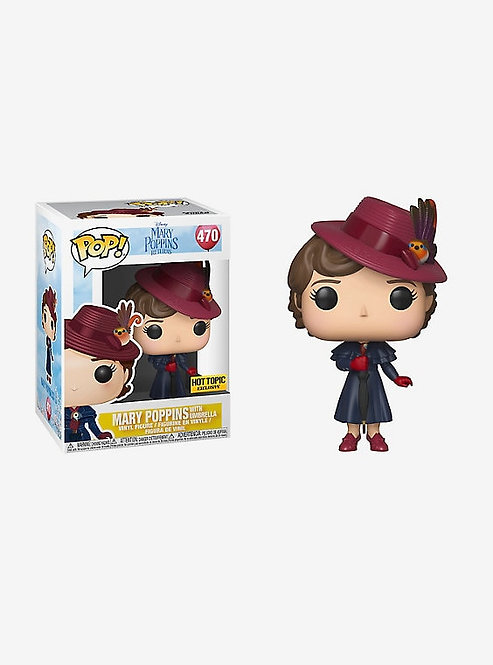Mary Poppins #470 - Hot Topic Exclusive