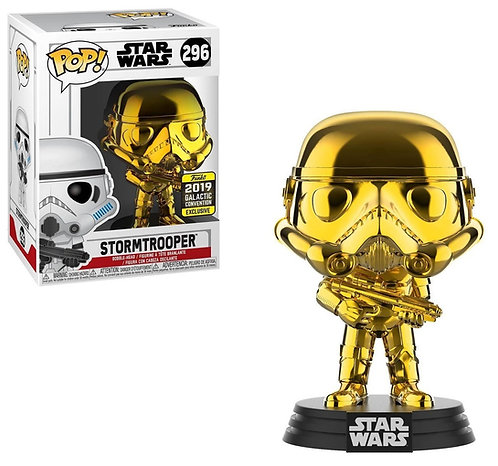 Stormtrooper #296 - Star Wars 2019 Galactic Convention