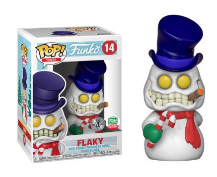 Flaky #14 - Funko Shop 12 Days of Christmas Exclusive