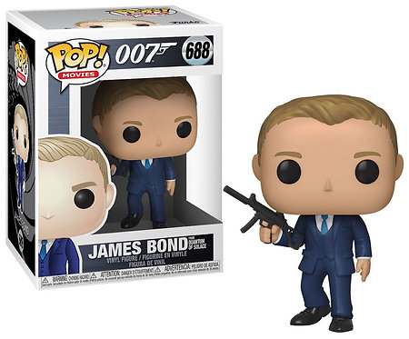 James Bond #688 - 007 Quantum of Solace