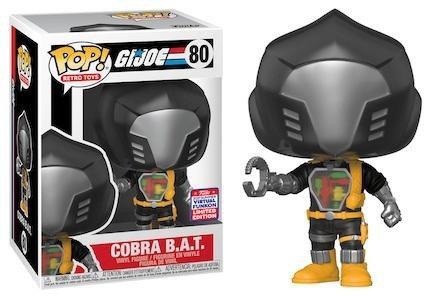 Cobra BAT #80 - GiJoe 2021 Funkon Exclusive (Virtual Sticker)