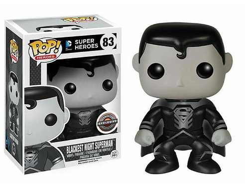 Blackest Night Superman #83 - Game Stop Exclusive