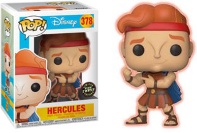 Disney's - Hercules #378 Chase