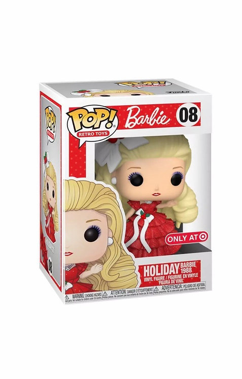 Holiday Barbie #08  - Target Exclusive