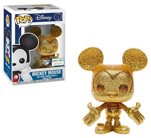 Mickey Mouse #01 Barnes & Noble Diamond Series Exclusive
