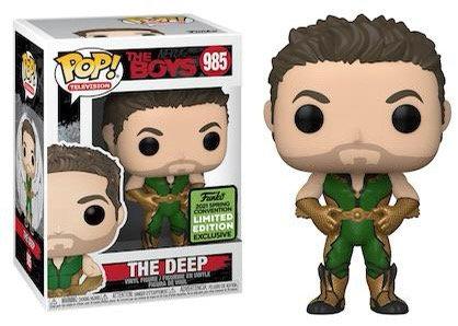 The Deep #985 - The Boys 2021 ECCC Amazon Exclusive