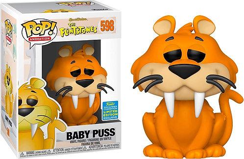 Baby Puss #598 - The Flintstones 2019 SDCC Exclusive