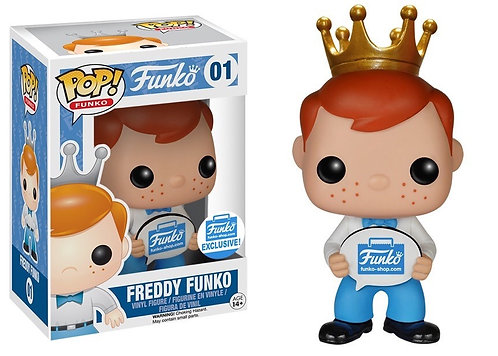 Freddy Funko #01 - Funko Shop Exclusive