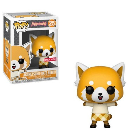 Aggretsuko (Date Night) #25 Sanrio - Target Exclusive
