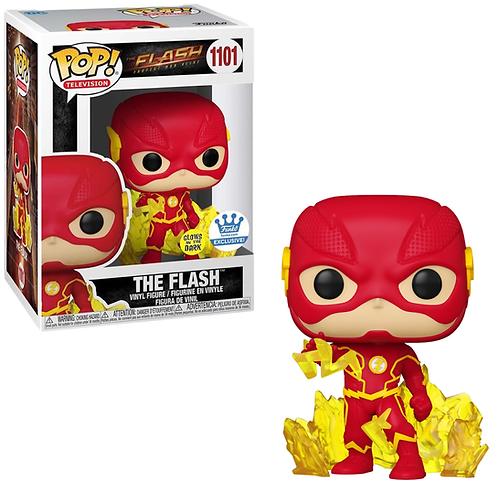 The Flash #1101 - Funko Shop Exclusive (GITD)