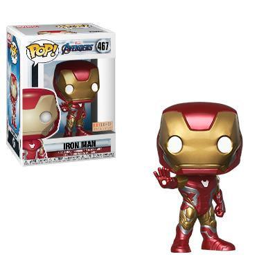 Iron Man #467 - Marvel Avengers Endgame Box Lunch Exclusive