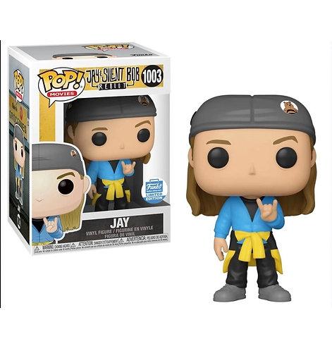 Jay #1003 - Jay & Silent Bob Reboot Funko Shop Exclusive