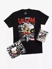 Venom BoxLunch T-Shirt & Pop Bundle (S)