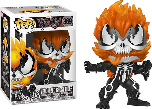 Venomized Ghost Rider #369 - Special Edition Exclusive