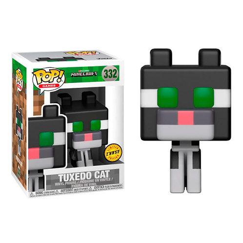 Minecraft - Tuxedo Cat #332 CHASE